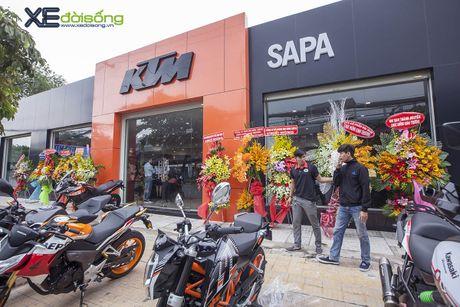 Doi tac chu luc Piaggio Viet Nam phan phoi doc quyen mo to KTM - Anh 5