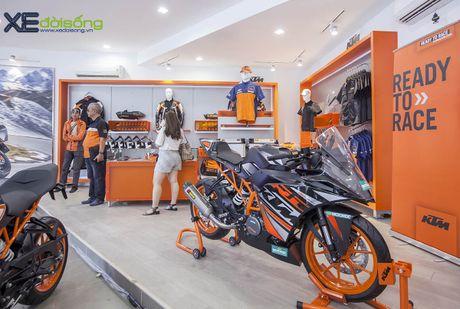 Doi tac chu luc Piaggio Viet Nam phan phoi doc quyen mo to KTM - Anh 7