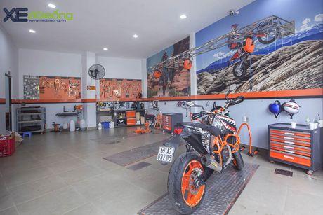 Doi tac chu luc Piaggio Viet Nam phan phoi doc quyen mo to KTM - Anh 8