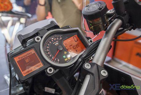Ra mat sieu mo to KTM 1290 Super Duke GT gia 690 trieu dong - Anh 11