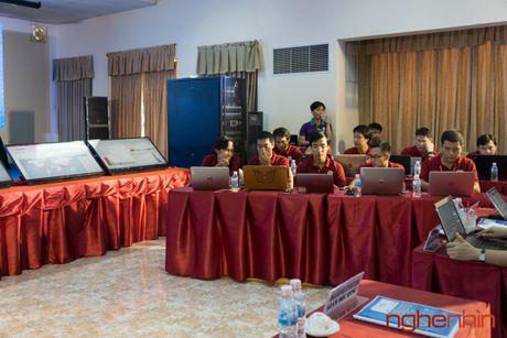 Tp. HCM dien tap chong hacker tan cong he thong mang - Anh 1