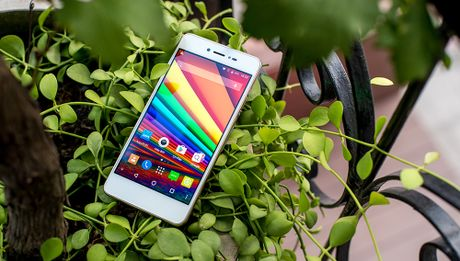 Mobiistar gioi thieu smartphone selfie Lai Yuna X gia 3 trieu - Anh 2