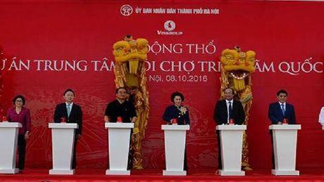 Ha Noi dong tho xay dung Trung tam hoi cho trien lam lon nhat Chau A - Anh 3