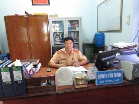 Doi CSGT Cong an Phu Tho: Khong de xay ra tai nan giao thong - Anh 1