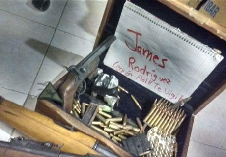 James Rodriguez bi doa giet boi 'fan cuong' tren Twitter - Anh 2