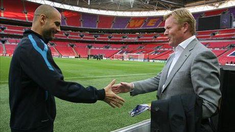 HLV Everton hoi tuong qua khu diu dat Pep Guardiola - Anh 1