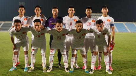 U19 Viet Nam truoc giai U19 chau A: Lay cam hung tu DTQG - Anh 2