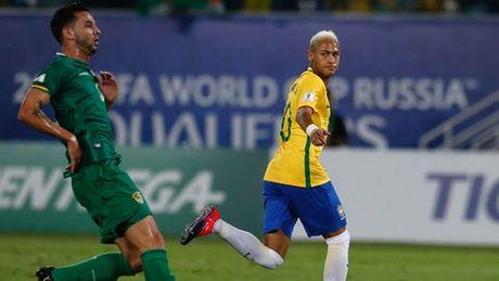 """""""Neymar hien dang xuat sac hon ca Ro beo"""" - Anh 1"""