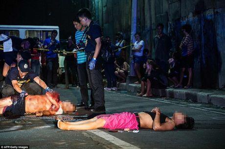 Chum anh: Hon 3.700 nguoi da chet trong cuoc chien chong toi pham ma tuy o Philippines - Anh 7