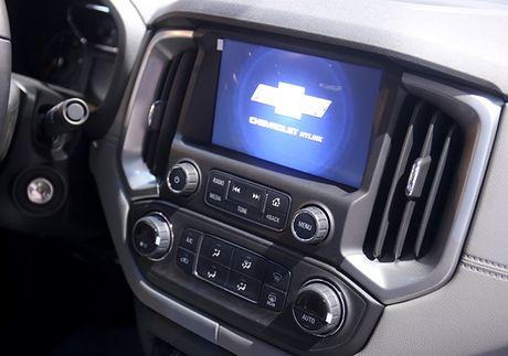 Chevrolet Colorado 2017: Mau ban tai manh me va tien nghi - Anh 6