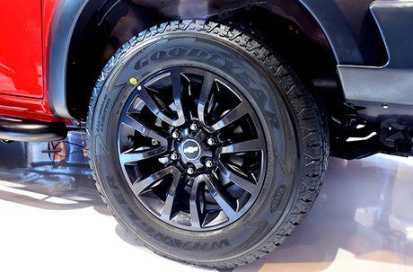 Chevrolet Colorado 2017: Mau ban tai manh me va tien nghi - Anh 9