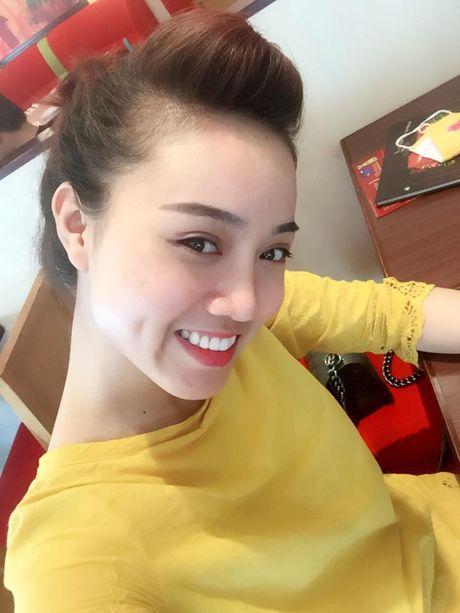 Nhan sac nguoi yeu moi cua 'Bac Dau' Cong Ly - Anh 4