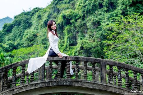 Nhan sac nguoi yeu moi cua 'Bac Dau' Cong Ly - Anh 5