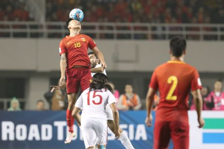 'Ho giay' Trung Quoc mong tuong o World Cup - Anh 1