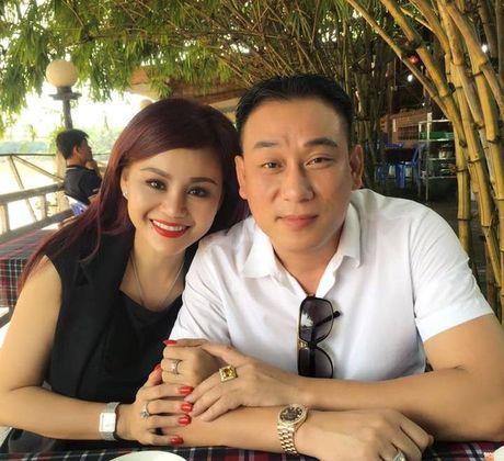 Dien vien hai Le Giang hanh phuc ben ban trai doanh nhan - Anh 1