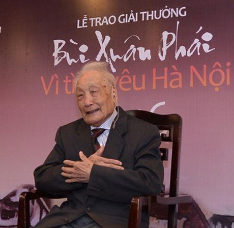 Nghe si nhiep anh Le Vuong: Tham duom nhung tinh yeu ve Ha Noi - Anh 1