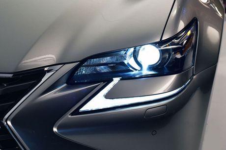 Can canh sieu xe 3,13 ty dong cua Lexus tai Vietnam Motor Show 2016 - Anh 15