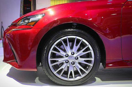 Can canh sieu xe 3,13 ty dong cua Lexus tai Vietnam Motor Show 2016 - Anh 16