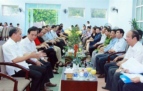 Lãnh đạo UBND tỉnh gặp gỡ doanh nhân chiều thứ 6 hàng tuần