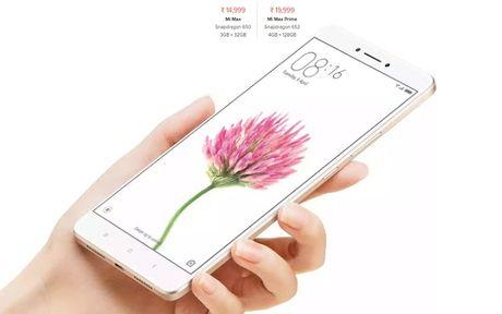 Xiaomi ra mat Mi Max Prime: nang cap CPU va bo nho - Anh 1