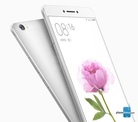 Xiaomi ra mat Mi Max Prime: nang cap CPU va bo nho - Anh 3