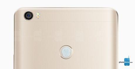 Xiaomi ra mat Mi Max Prime: nang cap CPU va bo nho - Anh 4
