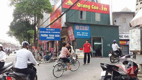 Ha Noi: Cong an tich cuc tim hieu than nhan cua be gai 12 tuoi mang thai bi ban qua Trung Quoc - Anh 1