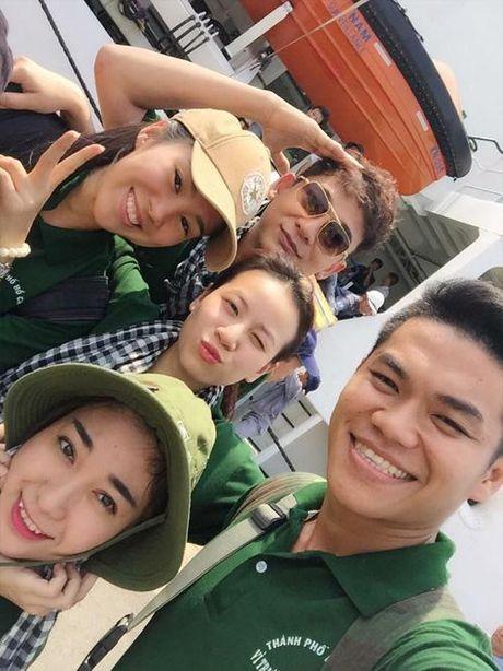 Chuyen di dinh menh xe duyen Le Phuong va chong sap cuoi co ca Quy Binh - Anh 5