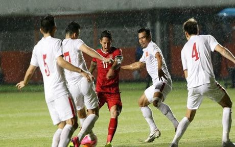 Tieu diem the thao: DT Viet Nam va nhung noi lo truoc AFF Cup 2016 - Anh 1