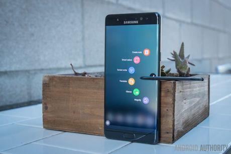 Samsung Viet Nam thu hoi Galaxy Note 7, hoan tien cho nguoi dung - Anh 1