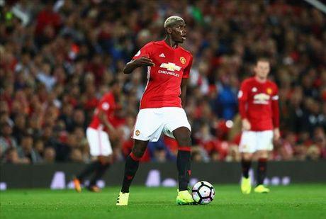 Paul Pogba nhan nhu Jose Mourinho va dap tra chi trich - Anh 3