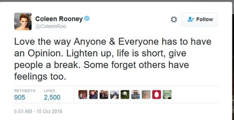 Vo Rooney benh chong trong bao chi trich - Anh 2