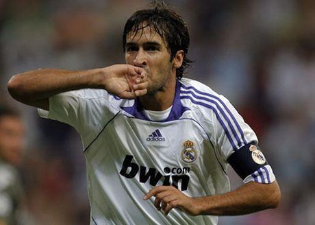 Tai sao Raul vi dai nhat chu khong phai Ronaldo hay Messi? - Anh 1