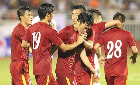 Chot xong vu Tuan Anh, Xuan Truong, Cong Phuong du AFF Cup - Anh 1
