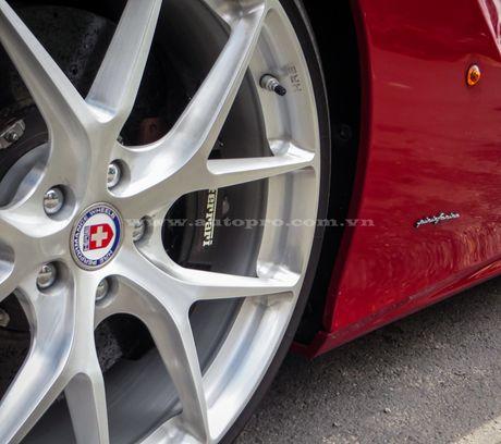 Ban do Ferrari F12 Berlinetta doc nhat Viet Nam rao ban gan 17 ty Dong - Anh 6