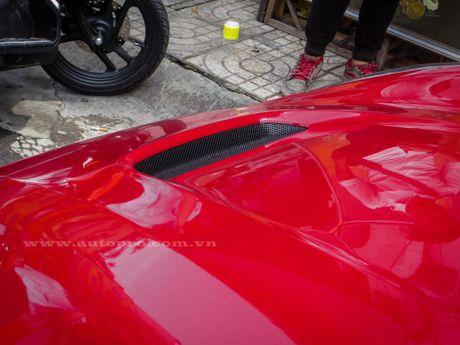 Ban do Ferrari F12 Berlinetta doc nhat Viet Nam rao ban gan 17 ty Dong - Anh 7