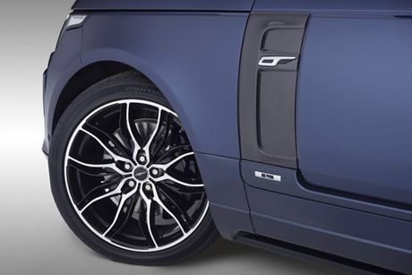 'Doc ban' Range Rover do dat hon ca sieu SUV Bentley - Anh 5