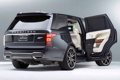 'Doc ban' Range Rover do dat hon ca sieu SUV Bentley - Anh 9