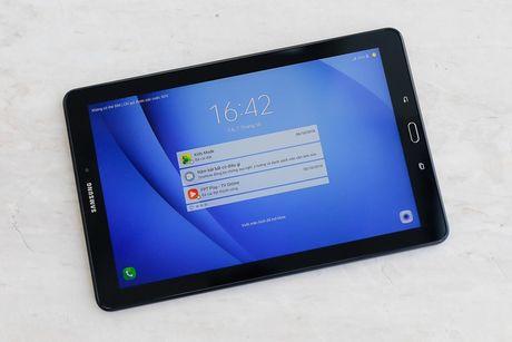 Tablet man hinh lon tich hop but S Pen cua Samsung - Anh 1