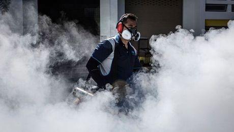 WHO canh bao nguy co Zika lan rong khap chau A - Anh 1