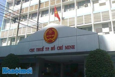 Thanh tra Chinh phu phat hien nhieu sai pham tai Cuc Thue TP Ho Chi Minh - Anh 1