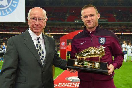 Rooney ngoi du bi tran Slovenia - Anh: Thao phanh kim ham - Anh 2