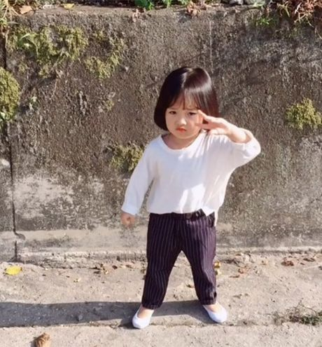 Nhung hot girl nhi xu Han sanh dieu ngang nguoi lon - Anh 2