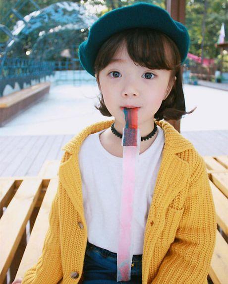 Nhung hot girl nhi xu Han sanh dieu ngang nguoi lon - Anh 4