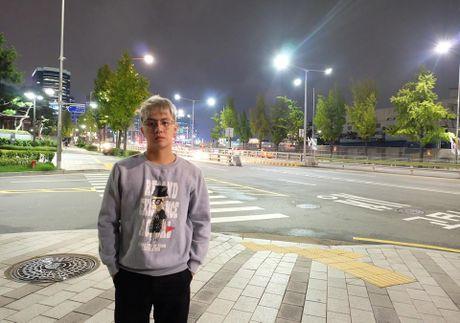 Dien vien Duy Khanh duoc dai KBS - Han Quoc moi quay hinh - Anh 16