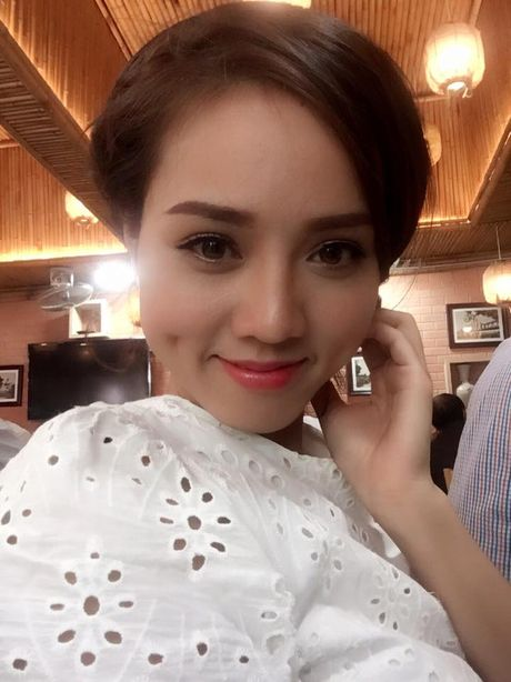 Cong Ly da chinh thuc len tieng ve ban gai sau 3 lan tinh yeu tan vo - Anh 2
