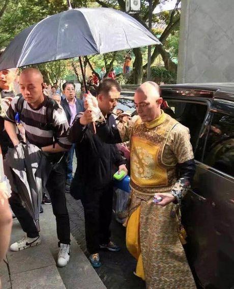 Bau 5 thang, Lam Tam Nhu tu choi ruou con khi tu tap cung Thu Ky, Lam Hy Loi - Anh 5