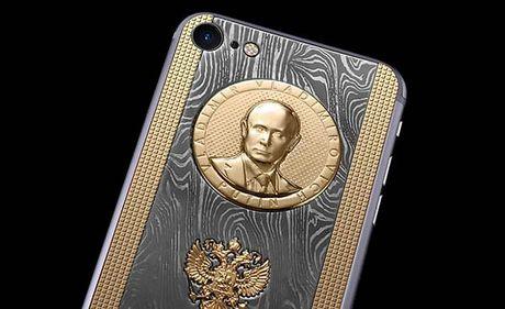 Ngam nhin chiec iPhone 7 sieu 'doc' cua Tong thong Nga - Anh 2