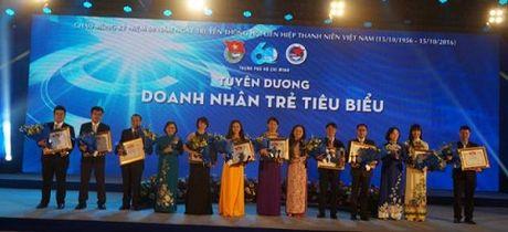 DN tre tieu bieu Nguyen Viet Hong: Chay dua chong hang gia - Anh 1