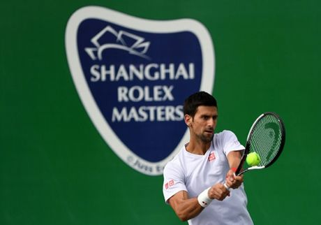 "Shanghai Masters ngay 1: Djokovic co ""tinh giac""? - Anh 2"